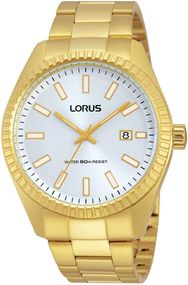 Lorus Klassik RH994DX9 Herrenarmbanduhr Design Highlight