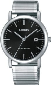 Lorus Klassik RG857CX9 Herrenarmbanduhr Design Highlight