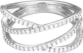 Esprit Jewel brilliance ESRG92531A Ring Mit Zirkonen