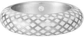 Esprit Jewel Lattice ESRG91919C Damenring Rhodiertes Sterling Silber