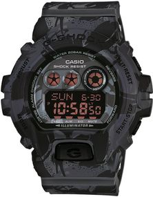 Casio G-Shock HEATHERED COLOR GD-X6900MC-1ER Digitaluhr für Herren stoßresistent