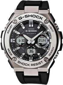 Casio G-Shock Tough Solar GST-W110-1AER Herrenarmbanduhr Multiband 6 & Solar