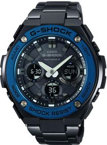 Casio G-Shock Tough Solar GST-W110BD-1A2ER Herrenarmbanduhr Multiband 6 & Solar