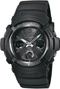 Casio G-Shock G-Shock AWG-M100B-1AER Sportliche Herrenuhr Multiband 6 & Solar
