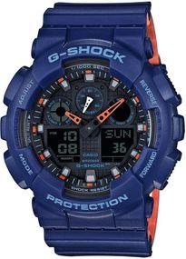 Casio G-Shock 5081 GA-100L-2AER Herrenarmbanduhr stoßresistent