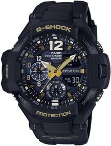 Casio G-Shock Twin Sensor GA-1100GB-1AER Herrenchronograph Mit Kompass