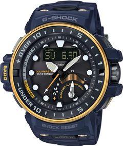 Casio G-Shock Gulfmaster GWN-Q1000NV-2AER Herrenfunkuhr Höhenmesser, Barometer, Thermometer, Kompass