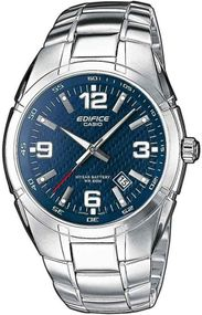 Casio Edifice 10 Year Battery EF-125D-2AVEF Herrenarmbanduhr Sehr Sportlich