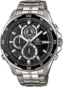 Casio Edifice Illuminator EFR-547D-1AVUEF Herrenchronograph Massives Gehäuse