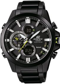 Casio Edifice Tough Solar ECB-500DC-1AER Herrenchronograph Mit Bluetooth
