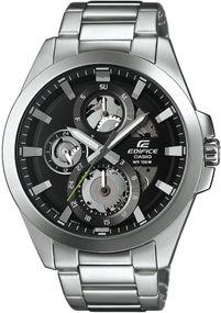 Casio Edifice 5486 ESK-300D-1AVUEF Herrenchronograph Sehr Sportlich