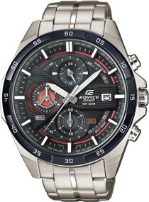 Casio Edifice Sport EFR-556DB-1AVUEF Herrenchronograph Massives Gehäuse