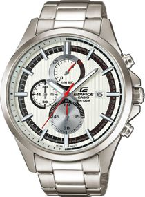 Casio Edifice Classic EFV-520D-7AVUEF Herrenchronograph Massives Gehäuse
