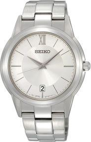 Seiko Classic SGEF41P1 Elegante Herrenuhr Klassisch schlicht