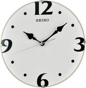 Seiko Clocks QXA515W Wanduhr Mit Aufstellbügel