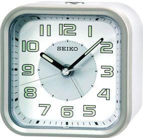 Seiko Clocks QHE128A Wecker Laufende Sekunde