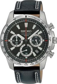 Seiko Chrono SSB033P1 Herrenchronograph Design Highlight