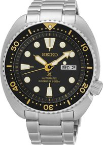 Seiko Prospex Automatik Diver's SRP775K1 Herren Automatikuhr 200m Wasserdicht