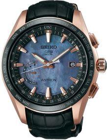 Seiko Seiko Astron GPS Solar World-Time Novak Djokovic Limited Edition SSE105J1 GPS Solar Uhr Mit GPS