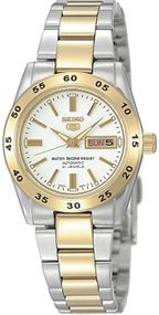 Seiko 5 Ladies SYMG42K1 Elegante Damenuhr Retro
