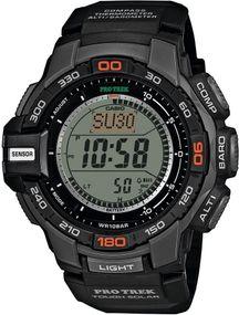 Casio Pro Trek 3415 PRG-270-1ER Herrenarmbanduhr Mit Kompass