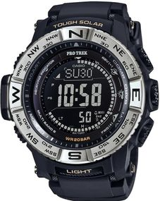 Casio Pro Trek Tough Solar PRW-3510-1ER Herrenarmbanduhr Multiband 6 & Solar