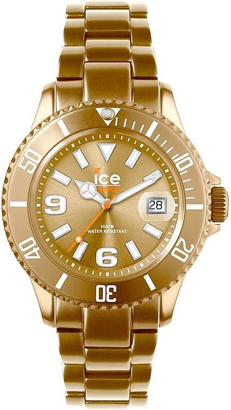 Ice Watch Alu Uni AL.GD.U.A.12 Unisexuhr Aluminiumgehäuse