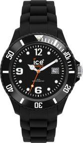 Ice Watch Sili Forever SI.BK.BB.S.11 Herrenarmbanduhr Silikonarmband