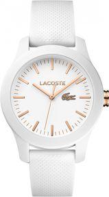Lacoste LACOSTE.12.12 2000960 Damenarmbanduhr Farbiges Gehäuse
