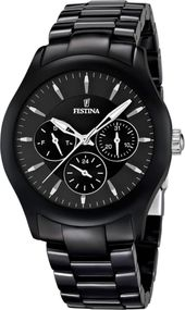 Festina Ceramic Collection F16639/2 Damenarmbanduhr Aus Keramik