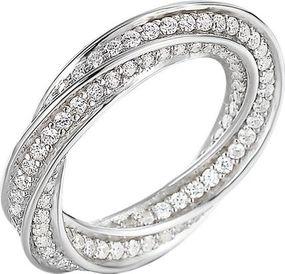 Esprit Collection Jewelry Olympia Glam ELRG91961A Ring für Sie Mit Zirkonen