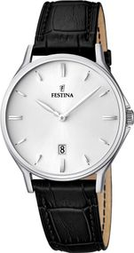 Festina Classic F16745/2 Herrenarmbanduhr Klassisch schlicht