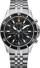 Hanowa Swiss Military Flagship 06-5183.7.04.007 Herrenchronograph Zeitloses Design