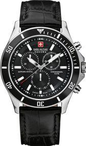 Hanowa Swiss Military Flagship 06.4183.7.04.007 Herrenchronograph Zeitloses Design