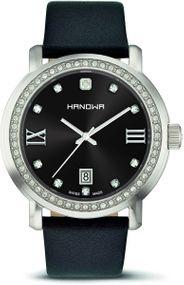 Hanowa Pleasure 16-6026.04.007 Damenarmbanduhr Mit Kristallsteinen