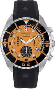 Hanowa Swiss Military Sealander 06-4096.04.079 Herrenchronograph 200m Wasserdicht