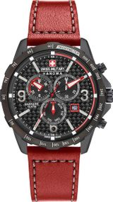 Hanowa Swiss Military ACE Chrono 06-4251.13.007 Herrenchronograph Massives Gehäuse