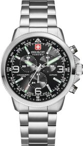 Hanowa Swiss Military Arrow Chrono 06-5250.04.007 Herrenchronograph Massives Gehäuse