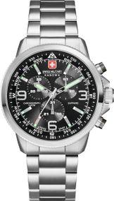 Hanowa Swiss Military Arrow Chrono 06-5250.04.007 Herrenchronograph Massives Gehäuse