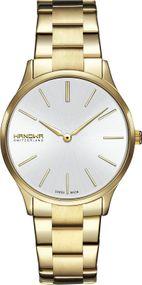 Hanowa Pure 16-7060.02.001 Damenarmbanduhr Klassisch schlicht