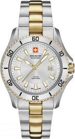 Hanowa Swiss Military NAUTILA LADY 06-7296.55.001 Damenarmbanduhr Klassisch schlicht