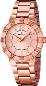 Festina Classic Ladies F16733/1 Damenarmbanduhr Klassisch schlicht