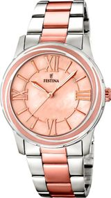 Festina Classic Ladies F16723/2 Damenarmbanduhr Klassisch schlicht