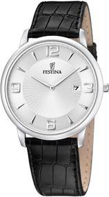Festina Classic F6806/1 Herrenarmbanduhr Klassisch schlicht