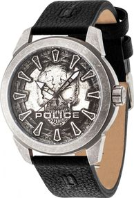 Police MYSTERY PL.14637JSQS/57A Herrenarmbanduhr Design Highlight