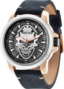 Police REAPER PL.14385JSRS/57 Herrenarmbanduhr Design Highlight