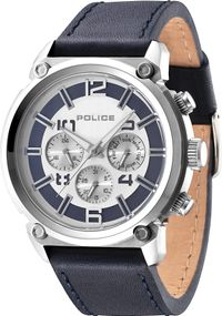 Police ARMOR PL.14378JS/04 Herrenchronograph Design Highlight