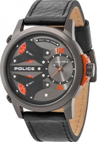 Police KING COBRA PL.14538JSU/61 Herrenarmbanduhr Design Highlight