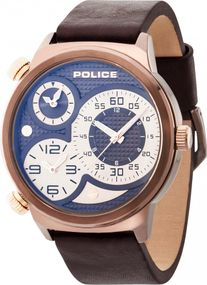 Police ELAPID PL.14542JSBN/65 Herrenarmbanduhr Design Highlight