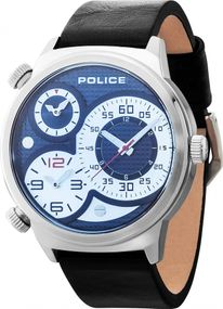 Police ELAPID PL.14542JS/02 Herrenarmbanduhr Design Highlight